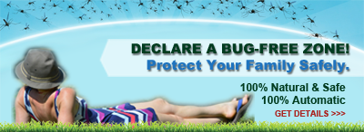 Declare a Bug-Free zone with Mosquito Magic
